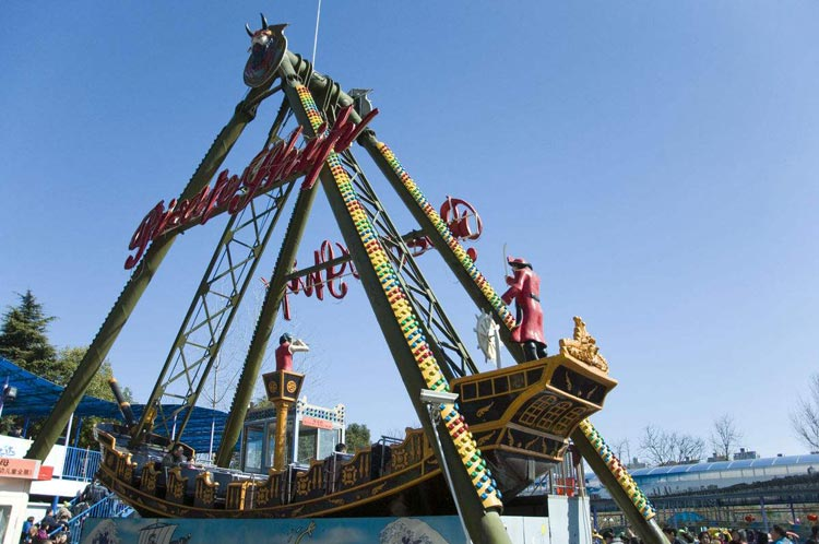 大家在选择海盗船时,根据场地的要求和预算进行选择。郑州梦之龙游乐设备厂是专业海盗船游乐设备生产厂家,公司主要生产8-24座的海盗船,海盗船主题有冰雪海盗船,椰子树海盗船,海洋系列海盗船,龙舟系列海盗船,仿古系列海盗船等等;欢迎来电来函或来厂区实地考察合作。